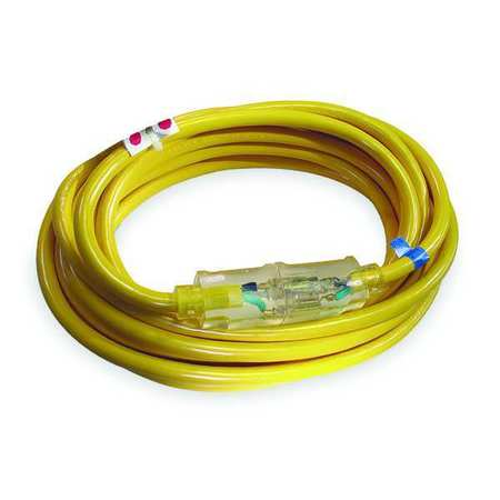 50 ft. 16/3 Lighted Extension Cord SJTOW