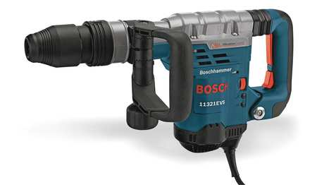SDS Max Demolition Hammer, 1300-2900 BPM