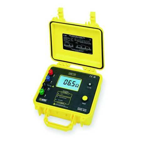 Earth Ground Tester, 128 Hz, 42VAC