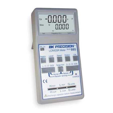 Meter, Lcr/Esr, Dual LCD