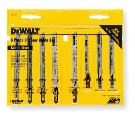 Dewalt jigsaw blade set t shank 3 4 in l dw3791 zoro jigsaw blade set t shank 3 4 in l keyboard keysfo Choice Image