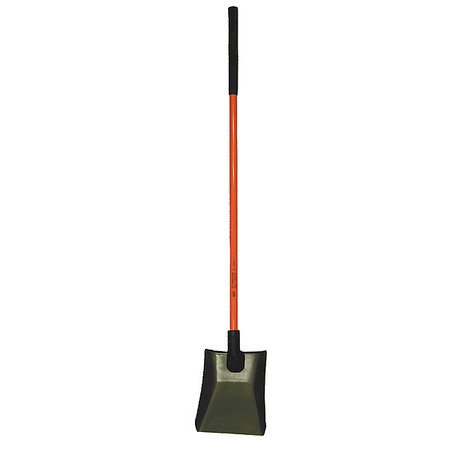 Nonconductive Square Point Shovel, 48 In.