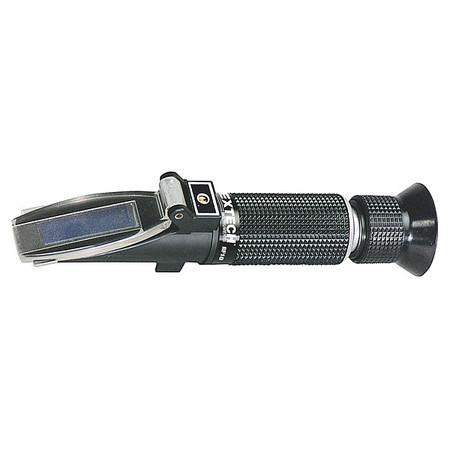 Refractometer, Sucrose, 0 to 10 per. Brix