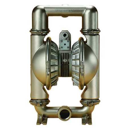 """Double Diaphragm Pump, Air Operated, 2"""""""