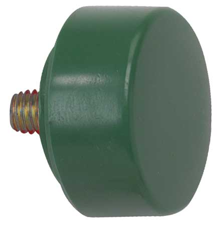 Hammer Tip, Tough, 1 1/2 In, Green