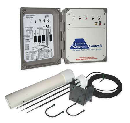 Water Level Control Fill w/ High Alarm