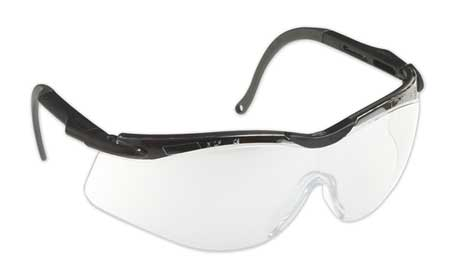 Honeywell Clear Safety Glasses,  Half-Frame