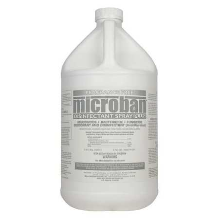 Disinfectant Spray Plus, Size 1 gal.,  Min. Qty 4