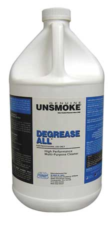 Degreaser,  Bottle,  Size 1 gal.,  Min. Qty 4