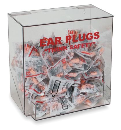 Ear Plug Dispensers and Tray