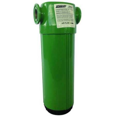 Condensate Separator, 1/2 In NPT, 60 CFM