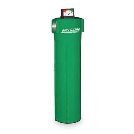 "Compressed Air Filter, 1-1/2"" NPT, 290 psi"