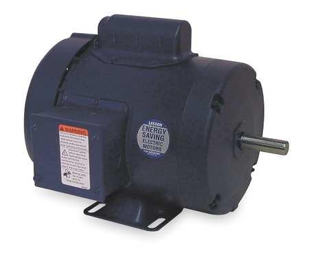50 Hz Motor, 1/2 HP, 2850, 110/220v, 56, TEFC
