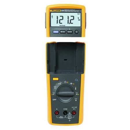 Digital Multimeter, 1000V, 10A, 40 MOhms