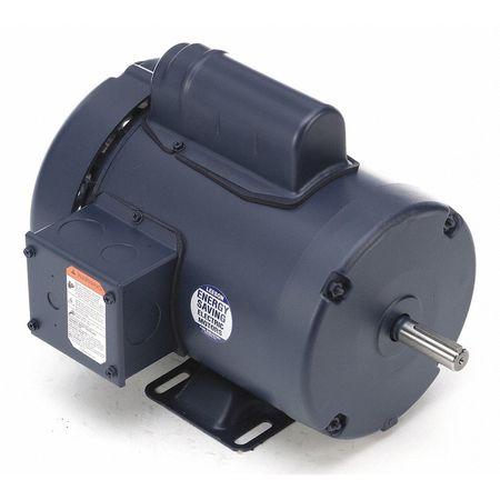 50 Hz Motor, 1 HP, 2850, 110/220 V, 56, TEFC