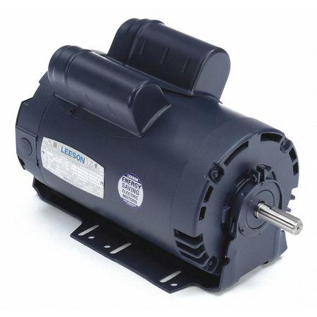 50 Hz Motor, 2 HP, 1440, 220 V, 56H, ODP