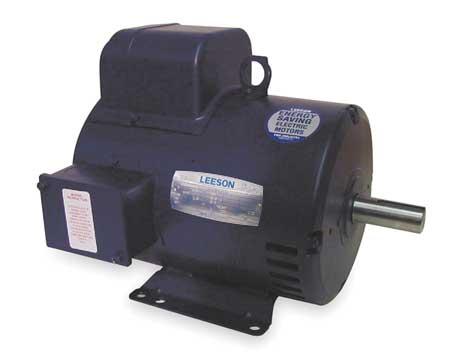 50 Hz Motor, 2 HP, 1440, 220 V, 182T, ODP