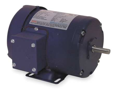 50 Hz Mtr, 3-Ph, 1/3hp, 1425, 220/380-440, 48