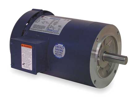 50hz Mtr, 3-Ph, 3/4hp, 1425, 220/380-440, 56C