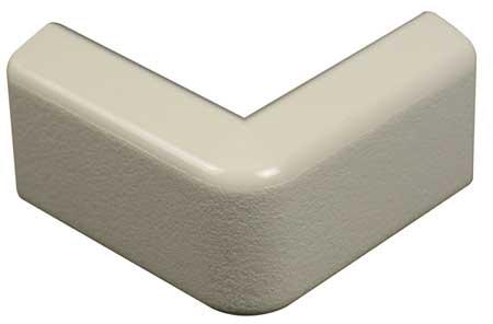 External Elbow, 90 deg., Ivory, Plastic
