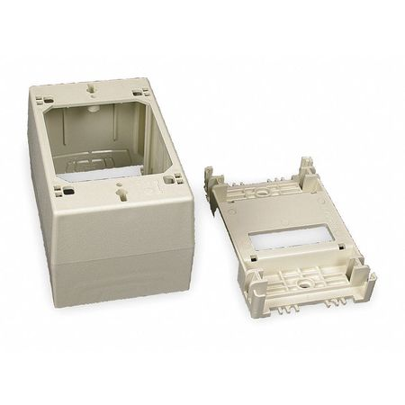 Extra Deep Device Box, PVC, Boxes