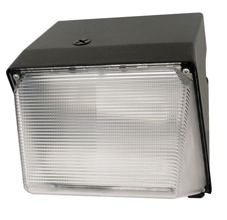 4GWG4 Mini Wall Pack, Aluminum, 42W, 120V