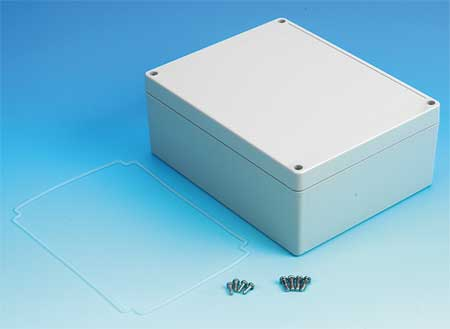 Enclosure, 5-3/4 In. W, 2-61/64 In. D