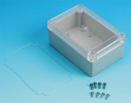 Enclosure, 3-23/64 In. W, 2-5/32 In. D