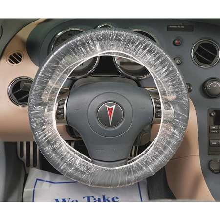 Steering Wheel Cover, Plstic, PK500