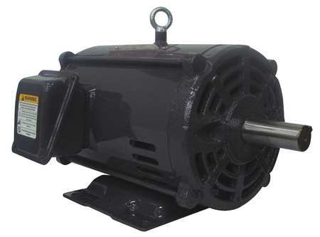 Mtr, 3 Ph, 30 HP, 3540, 208-230/460, Eff 92.4