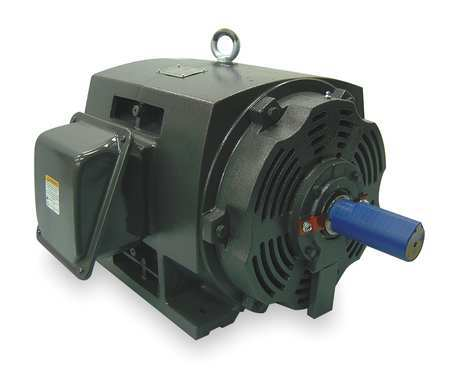 Mtr, 3 Ph, 50 HP, 3560, 208-230/460, Eff 93.0