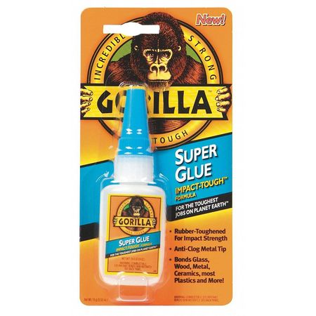 Super Glue, Instant Bonding, 15g Bottle