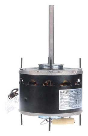 Motor, PSC, 1/6 HP, 1075, 208-230V, 48Y, OAO