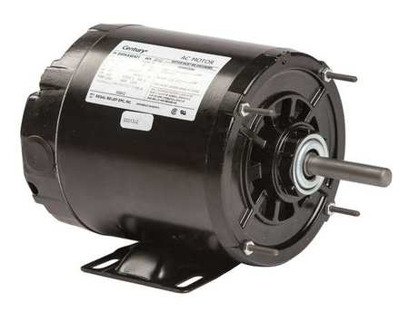 Motor, Split Ph, 1/3 HP, 1725, 115V, 48Z, ODP