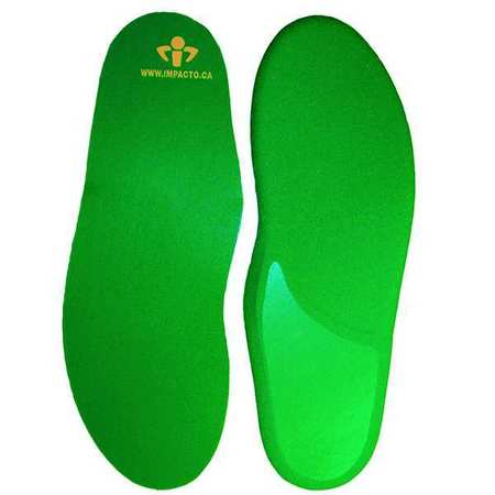 Anti-Fatigue Flat Insole, Men, 13-14, PR