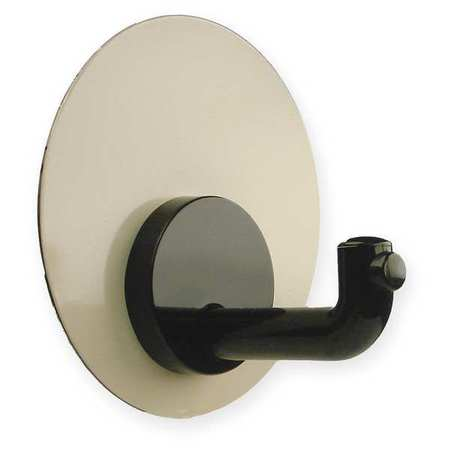 Magnetic Mount Hook, Nylon, 4-1/4 In