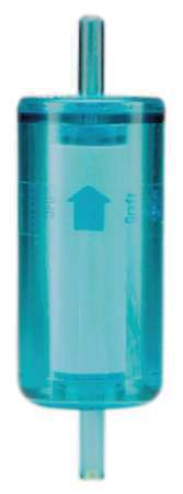 Filter, 1/4 In Tube, 14.6 CFM, Nylon, PK10