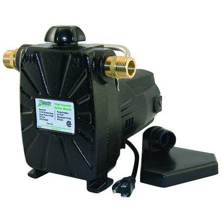 Utility Transfer Pump,  1/2 HP, 1 Ph,  115V