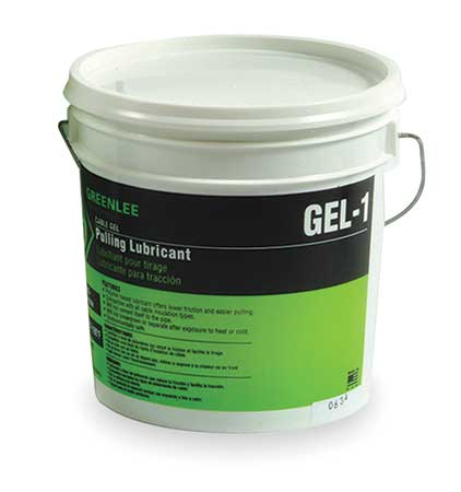 Gel Cable Pulling Lubricant, 1 Gal