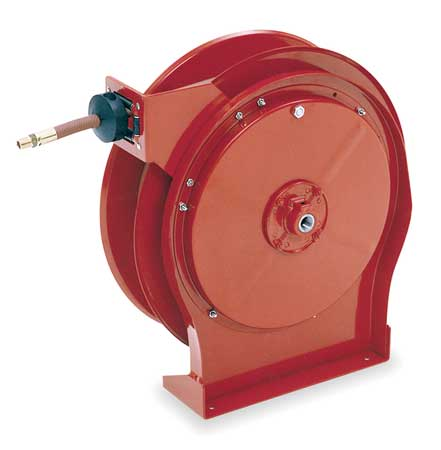 "Hose Reel, Spring, /2"", 35 ft, HD"