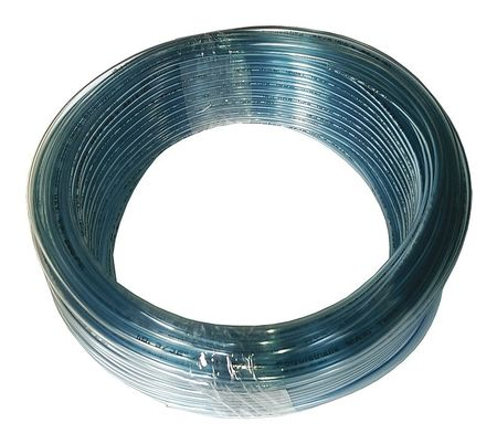 Tubing, 5/32 In OD, Polyurethane, 100 Ft