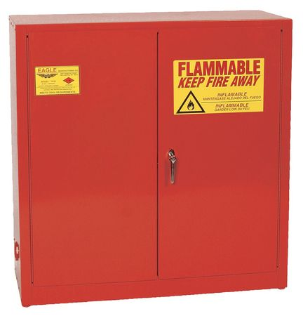 Flammable Liquid Safety Cabinets by Eagle | Zoro.com