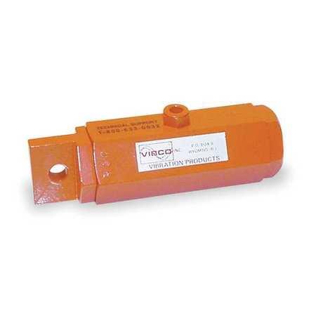 Pneumatic Vibrator, 182lb, 10, 500vpm, 80psi