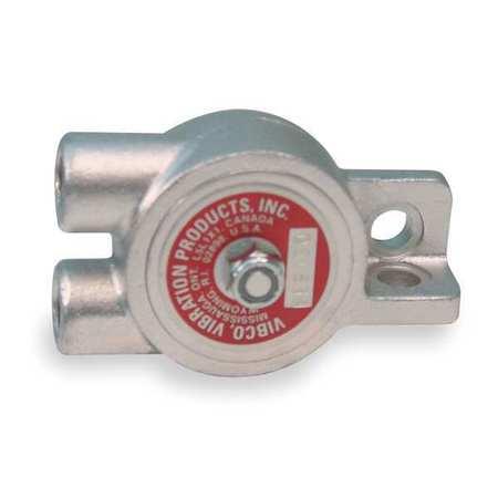 Pneumatic Vibrator, 140lb, 15, 000vpm, 60psi