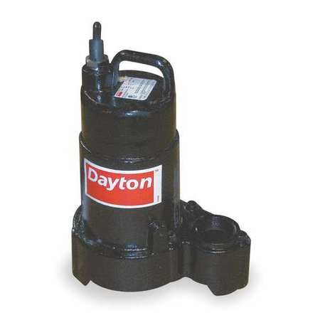 "1/3 HP 1-1/2"" Submersible Sump Pump 115V"