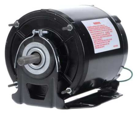 Motor, Sp Ph, 1/4 HP, 1725, 115/208-230V, 48Y