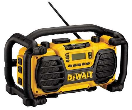 Jobsite Radio, 7.2 to 18.0V