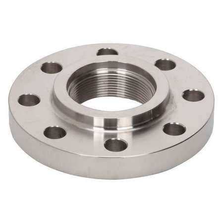 "3/4"" FNPT SS Threaded Flange"