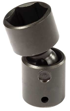 Flex Impact Socket, 1/2 In Dr, 15/16In, 6pt