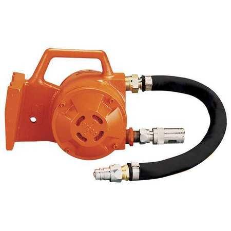 Pneumatic Vibrator, 7200lb, 8800vpm, 100psi